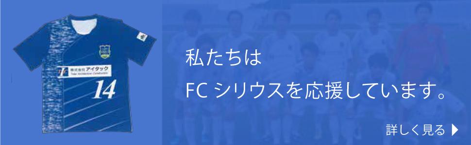フットボールクラブ シリウス尾張 トップチーム(FB)